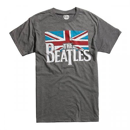 The Beatles Union Jack Logo